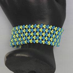 Armband blau-grün Miyuki