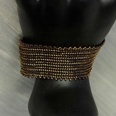 Armband bronze Delica
