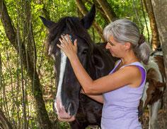 Soins aux animaux et communication animale Sandrine Fournier Nature et Sens Agen / Bon-Encontre (47- Lot et Garonne - Aquitaine)