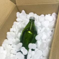 Наполнитель для коробок, Упаковка из пенопласта почтовая   в гранулах