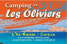 THE Camping en Corse avec une équipe TIP TOP !