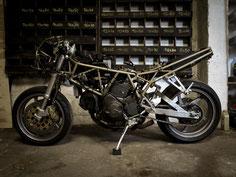 Ducati 900 ssie (en cours)