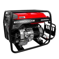 Generador Eléctrico Honda EG6500CXS