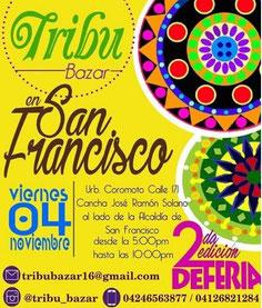 Tribu Bazar - Edición de Feria