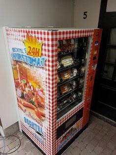 Wurstautomat - 24h Grillfleisch