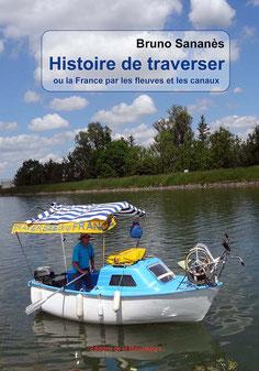 couverture du livre histoire de traverser