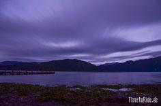 Neuseeland - Motorrad - Reise - Lake Hauroko