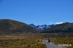 Neuseeland - Motorrad - Tour - Rainbow Road - Offroad - Südinsel - Lake Tennyson