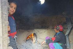 Dans une famille Amazigh