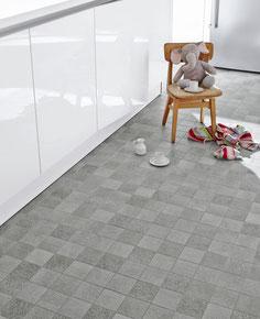 mosaico ceramica RETRO SHABBY CHIC GRIGIO 10x10 cm