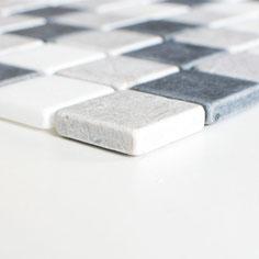 mosaico marmo Trix anticato