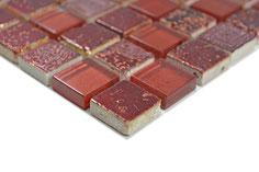 Mosaico 23mm Junior Rosso