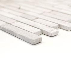 mosaico marmo muretto grigio