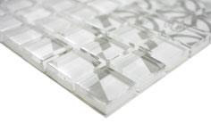mosaico vetro colorato patchwork