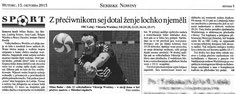 Serbske Nowiny 15.10.2013