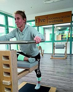 Effektives Rückentraining im Rücken- und Gelenkzentrum