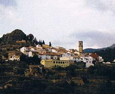 Andilla se encuentra a una distancia desde València: 75 kilómetros (63 minutos en coche)