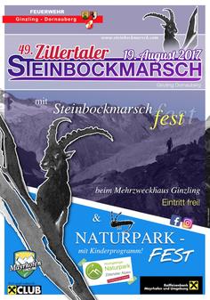 Broschüre Steinbockmarsch