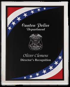stars & stripes acrylic plaque