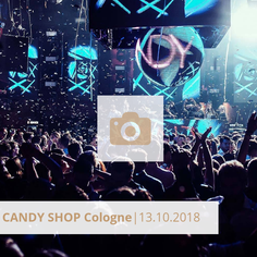 Logo Candy Shop Oktober 2018