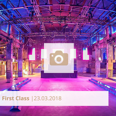 First Class Party im Club Halle Tor 2