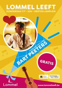 Dirk Van Bun Communicatie & Vormgeving - Grafisch ontwerp - reclame - publiciteit - Lommel - Affiche Lommel Leeft 2021