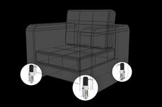 Вертикальные приводы D-BOX
