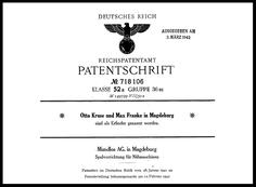 Last Patent