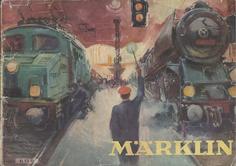 1952 Märklin Katalog DE
