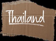 Thailand - alle unsere Blogbeiträge