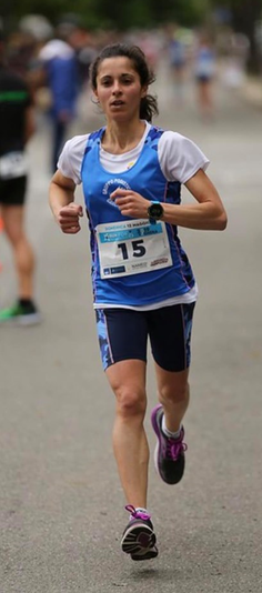 Simona Bracciale - Atleta dell'anno 2018