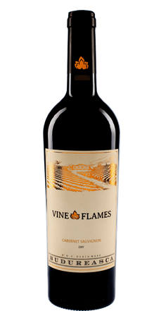 Budureasca The Vine in Flames Cabernet Sauvignon 2015