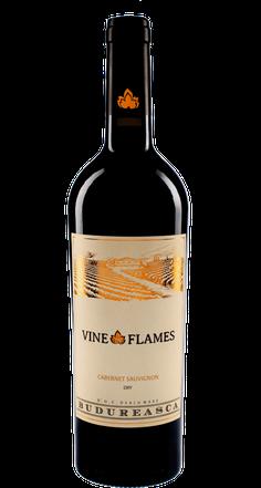 Budureasca The Vine in Flames Cabernet Sauvignon 2018