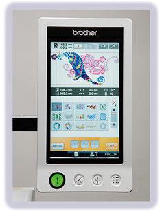 LCD-Touchscreen