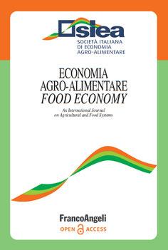 Economia agro-alimentare / Food Economy