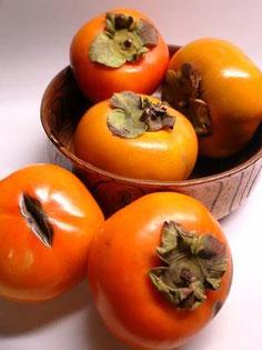 リベラ・デル・シューケル産の柿 (www.diariodegastronomia.com)