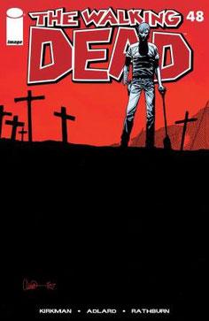 The Walking Dead #48 Español de España Castellano