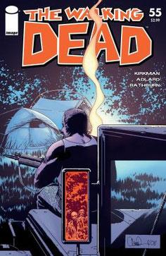 The Walking Dead #55 Español de España Castellano