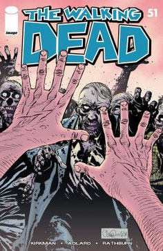 The Walking Dead #51 Español de España Castellano