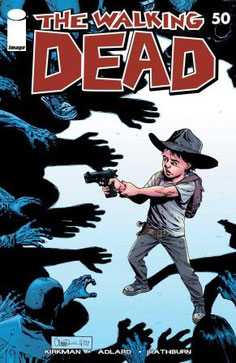The Walking Dead #50 Español de España Castellano