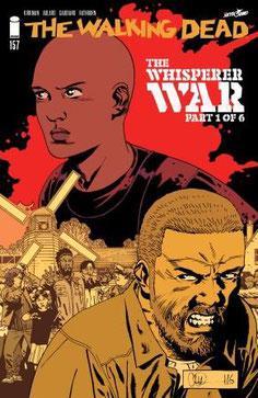 The Walking Dead #157 Español de España Castellano