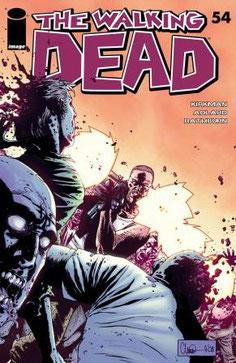 The Walking Dead #54 Español de España Castellano
