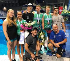 Erfolgreiches CH-Team in Minsk