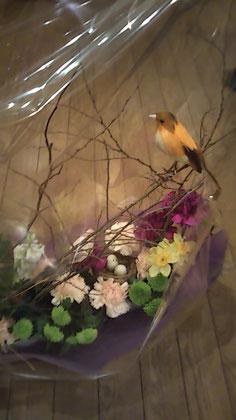 鳥さんが可愛い❤