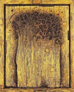 風土 31 (2007)           板に油彩 / 168×136cm