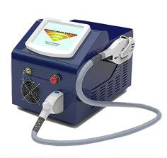 Maquina de fotodepilación