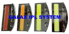 Filtros para maquinas de fotodepilación IPL de NT-GALAX. SL