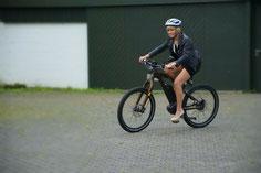 Pendeln mit einem e-Bike