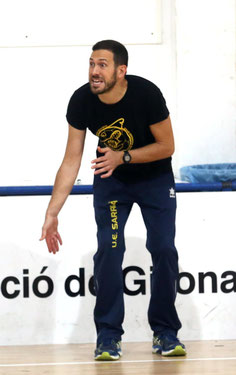 Sergi Baguer.Foto: Quim Puig