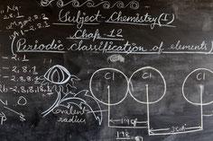 Classe de chimie Uttar Pradesh, Inde - Philippe Lissac